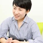 【なんだか気になる「あの人」に会いに】 梅津有希子さん 第3回 自分の体は、自分で選んだものでできている